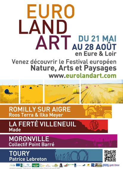 Festival Euro Land Art  - 2011