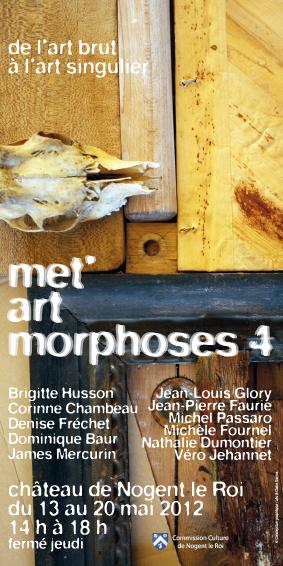 Met' art morphoses - 2012