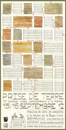 Biennale Prise de Terre - 2012
